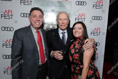 Tim Moore, Producer, Clint Eastwood, Director/Producer, Jessica Meier, Producer,
