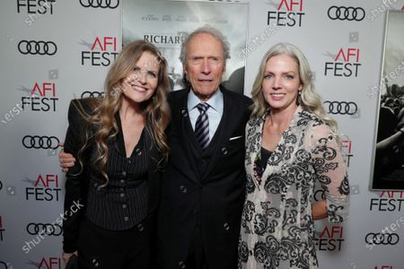 Clint Eastwood, Director/Producer, Clint Eastwood, Director/Producer, Christina Sandera