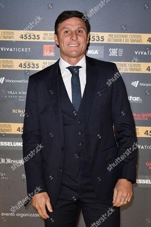 Vice President of Inter Javier Zanetti