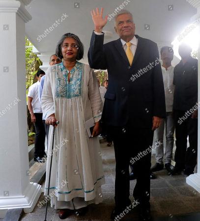 Editorial picture of Politics, Colombo, Sri Lanka - 21 Nov 2019