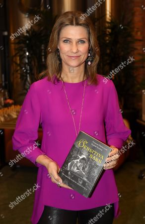 Editorial photo of Princess Martha Louise promoting her book 'Born Sensitive', Stockholm, Sweden - 20 Nov 2019