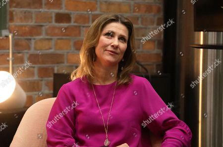 Editorial picture of Princess Martha Louise promoting her book 'Born Sensitive', Stockholm, Sweden - 20 Nov 2019