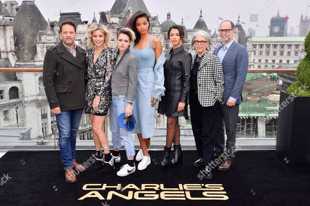 Editorial image of 'Charlie's Angels' Photocall, London, UK - 21 Nov 2019