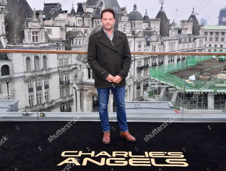 Max Handelman attends the Charlie's Angels Photocall in London. Charlie's Angels releases in UK cinemas on the 29th November.