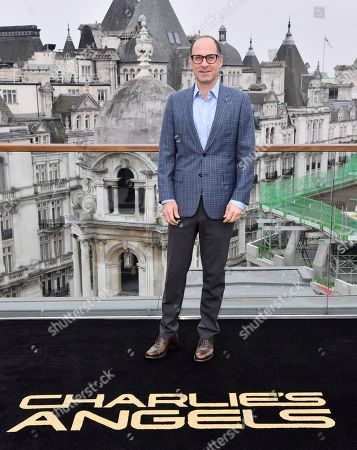 Doug Belgrad attends the Charlie's Angels Photocall in London. Charlie's Angels releases in UK cinemas on the 29th November.