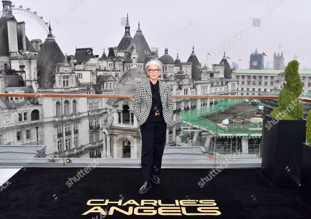 Elizabeth Cantillon attends the Charlie's Angels Photocall in London. Charlie's Angels releases in UK cinemas on the 29th November.