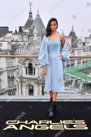 Editorial picture of 'Charlie's Angels' Photocall, London, UK - 21 Nov 2019