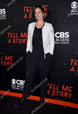 Editorial photo of 'Tell Me A Story' TV Series, Season 2 Premiere, Arrivals, Nashville, USA - 20 Nov 2019