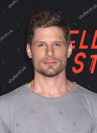 Editorial picture of 'Tell Me A Story' TV Series, Season 2 Premiere, Arrivals, Nashville, USA - 20 Nov 2019