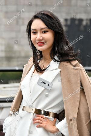 Peishan Li, Miss China PR