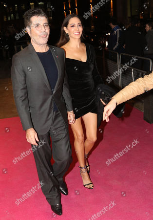 Simon Cowell and wife Lauren Silverman