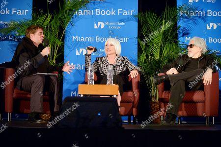 Rob Roth, Deborah Harry, Chris Stein