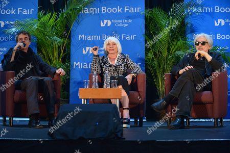 Editorial photo of Miami Book Fair, USA - 20 Nov 2019