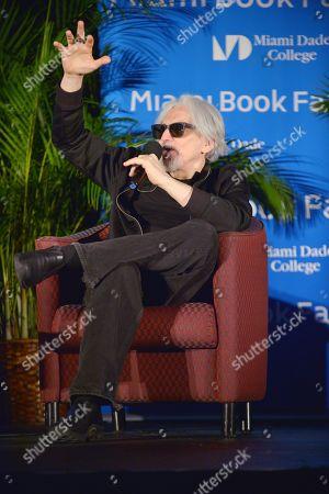 Editorial image of Miami Book Fair, USA - 20 Nov 2019