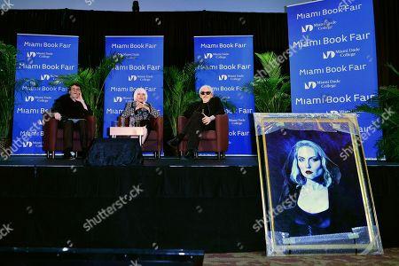 Stock Photo of Rob Roth, Deborah Harry, Chris Stein