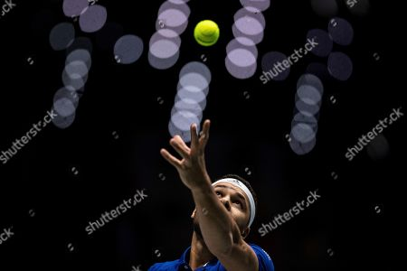 Editorial picture of Tennis Davis Cup, Madrid, Spain - 21 Nov 2019