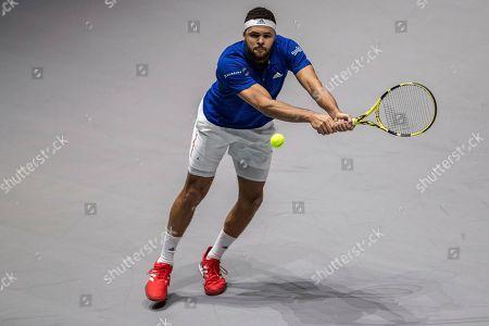 Editorial photo of Tennis Davis Cup, Madrid, Spain - 21 Nov 2019