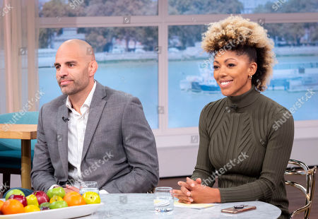 Editorial image of 'This Morning' TV show, London, UK - 21 Nov 2019