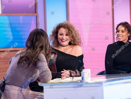 Christine Lampard, Nadia Sawalha, Rochelle Humes