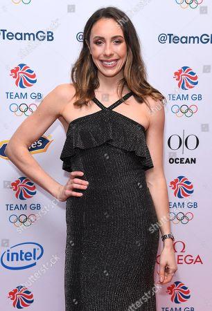 Editorial image of Team GB Ball, London, UK - 21 Nov 2019