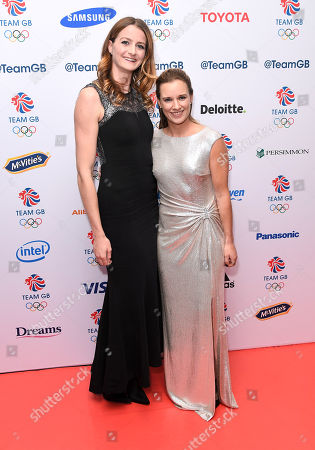 Editorial picture of Team GB Ball, London, UK - 21 Nov 2019