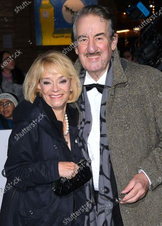 John Challis and Sue Piper Holderness