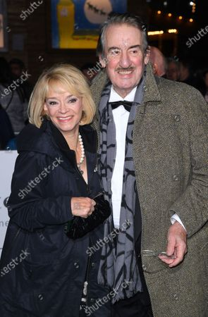 Stock Picture of John Challis and Sue Piper Holderness