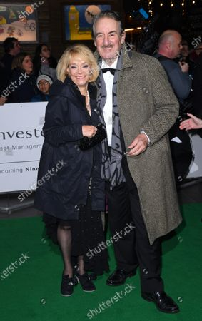 Stock Image of John Challis and Sue Piper Holderness