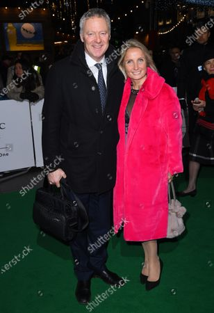 Rory Bremner and wife Tessa