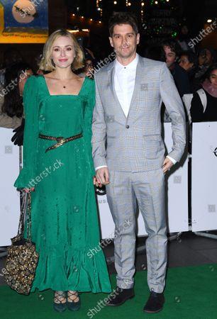 Fearne Cotton and husband Jesse Wood