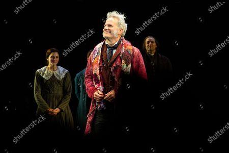 Editorial image of 'A Christmas Carol' on Broadway, opening night, New York, USA - 20 Nov 2019