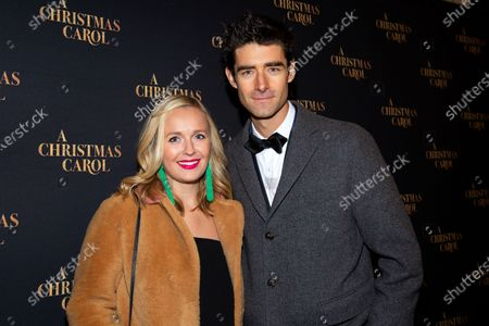 Editorial photo of 'A Christmas Carol' on Broadway, opening night, New York, USA - 20 Nov 2019