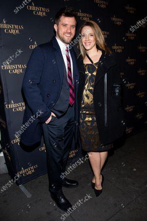Andy Truschinski and Jessie Mueller