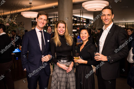 Editorial image of Sam's Riverside Restaurant Launch Party, London, UK - 21 Nov 2019