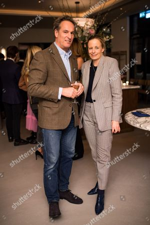 Editorial picture of Sam's Riverside Restaurant Launch Party, London, UK - 21 Nov 2019