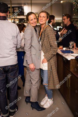 Editorial photo of Sam's Riverside Restaurant Launch Party, London, UK - 21 Nov 2019