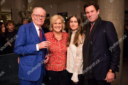 Michael Whitehall, Hilary Amanda Jane Whitehall, Molly Louisa Whitehall