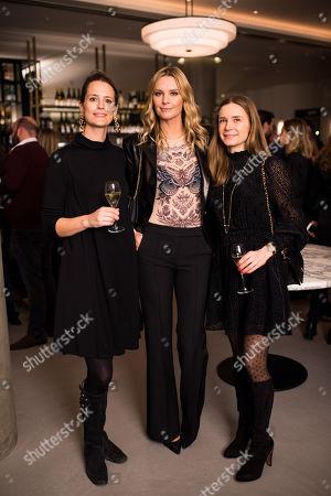 Lady Kate Fortescue, Malin Johansson, Anna Karin Levin