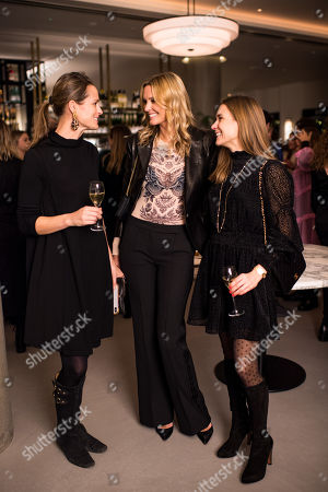 Stock Image of Lady Kate Fortescue, Malin Johansson, Anna Karin Levin