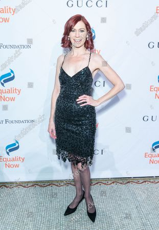 Editorial photo of Make Equality Reality Annual Gala, Arrivals, New York, USA - 19 Nov 2019