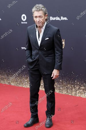Peter Maffay attends the 71th annual Bambi awards ceremony in Baden Baden, Germany, 21 November 2019. The awards recognize excellence in international media and television.