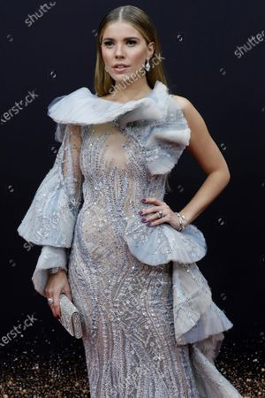 Victoria Swarovski attends the 71th annual Bambi awards ceremony in Baden Baden, Germany, 21 November 2019. The awards recognize excellence in international media and television.