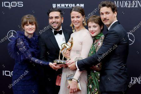 Editorial picture of Bambi Awards 2019 ceremony, Baden Baden, Germany - 21 Nov 2019
