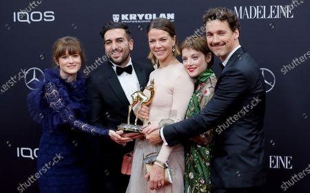 Editorial photo of Bambi Awards 2019 ceremony, Baden Baden, Germany - 21 Nov 2019