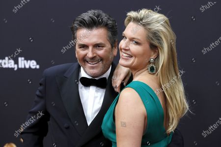 Editorial image of Bambi Awards 2019 ceremony, Baden Baden, Germany - 21 Nov 2019