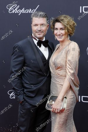 Editorial photo of Bambi Awards 2019 ceremony, Baden Baden, Germany - 21 Nov 2019