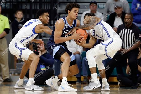 Editorial photo of Middle Tennessee State Villanova Basketball, Conway, USA - 21 Nov 2019