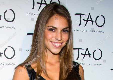 Antonella Barba arrives to the 10th Anniversary of TAO restaurant in New York. Former 'American Idol' contestant Antonella Barba has been sentenced to nearly four years in prison for carrying nearly 2 pounds (0.9 kilograms) of fentanyl. Federal authorities in Virginia said Thursday, Nov. 21, 2019 that Barba got three years and nine months in federal prison