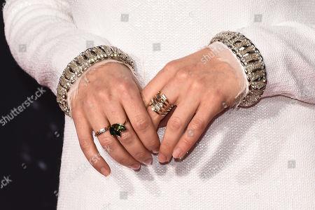 Sarah Levy, jewellery detail