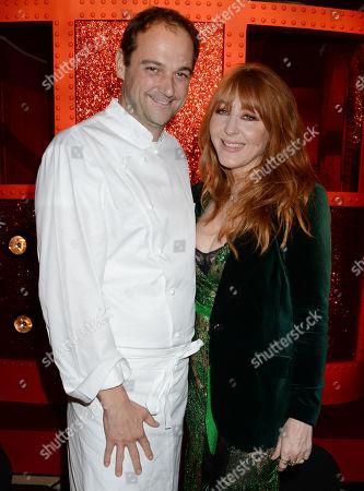 Daniel Humm and Charlotte Tilbury